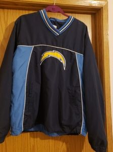 Chargers athletic sweater